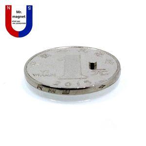 vendita calda piccolo riso 2x1 magnete da 2 x 1 millimetro per artcraft D2x1mm terre rare magnete 2mmx1mm 2x1mm neodimio magneti 2 * 1mm libero di trasporto 2 * 1