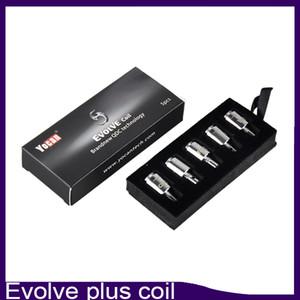 Evolve Plus NYX bobinas para reemplazar la cabeza QDC Quatz de doble bobina de cerámica dona dona cerámica 0266126
