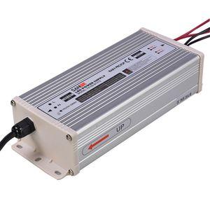 SANPU Rainproof Power Supply 5V 12V 24V 150W 200W 250W AC-DC Lighting Transformer LED Driver IP63 Aluminum Outdoor for LEDs Light Strips