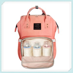 Mummy Bag Updated Version Shoulders Backpack Multi Function Large Capacity Maternity Mummy Nappy Bag Baby Care Package