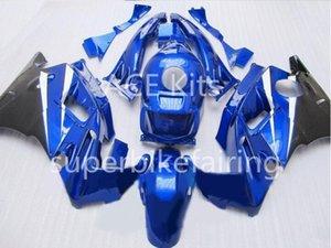 3 brindes para Honda CBR600F2 91 92 93 94 CBR 600F2 CBR600 1991 1992 1993 1994 ABS carenagem da motocicleta Preto Azul AA5
