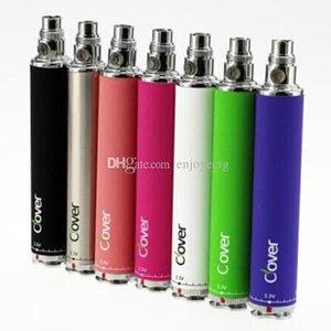 2600 мАч длительный срок службы твист батареи 510 нить E сигарета батареи клевер оверлорд аккумулятор бесплатная доставка DHL