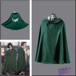 Anime Attack On Titan Cloak Cape Shingeki No Kyojin Abrigo Ropa Para Fiesta Cosplay