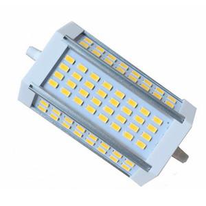 Yüksek güç 30 w kısılabilir 118mm SMD5630 LED R7S ışık J118 R7s lamba 300 W yerine halojen lamba AC85-265V