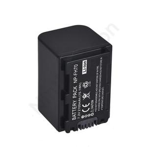 디지털 배터리 7.2V 2100mAh NP-FH70 NP FH70 NPFH70 충전식 배터리에 대 한 SONY NP-FH70 FH50 FH30 DCR-SX40 SX40RN