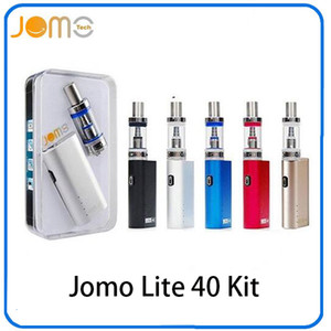 Jomo Lite 40 Вт Jomo 40 Вт Электронная сигарета Box Мод Lite 40 Вт пар мод мод 3 мл Испаритель 0268056