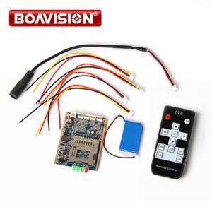 В реальном масштабе времени доска PCB 1CH Миниая HD XBOX DVR поднимающая вверх D1 30fps карточка SD поддержки 32GB Цифров обеспеченностью для модельного видеозаписывающего устройства воздушных судн с батареей