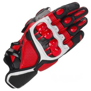 Motorrad-Handschuhe Racing Gear Wear A S1 für Männer Motorrad-Handschuh nagelneuen fünf Farben Vollfinger Radfahren Großhandel Drop Shipping