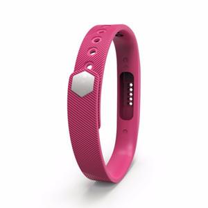 Correa de reloj ajustable Correas de reloj de pulsera Reemplazo de pulsera para Fitbit Flex 2 Accesorios de reloj inteligente Usable