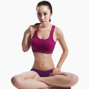 10pcs / Lot Sainless Sportless Yoga / Runnig / Riding Bike / Fitness Leisure Bra Muti-Colors
