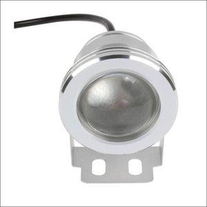 10 Вт светодиодный подводный свет LED аквариум водонепроницаемые фонари DC AC 12 В 24 ключ ИК пульт дистанционного управления водонепроницаемый доказательство IP68