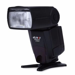 ضوء فلاش Speedlite JY-680A العالمي LCD على الكاميرا للكاميرا الرقمية مع الحذاء الساخن جبل لكانون نيكون سوني بنتاكس