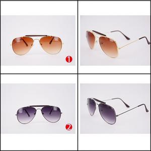 Kadın ve Erkek için toptan Ucuz Retro Güneş Gözlüğü erkek Fahsion Sürüş Güneş Gözlükleri Siyah Altın Alaşım Boy Güneş Gözlüğü Sıc ...