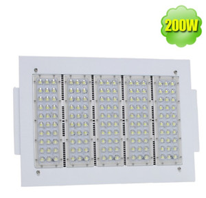 wasserdichte IP65 hohe Leistung 200W führte Tankstelle-Überdachungs-Beleuchtung BRIDGELUX bricht Überdachungs-Licht LED für Tankstelle LLFA ab