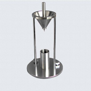 Natural Stacking Density Meter , Bulk Density Tester for Chemical Powder Excellent Quality Fast Delivery