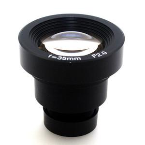 Cámara CCTV 35 mm Junta IR MTV Lens m12 Mount F2.0 1 / 2inch lente de la cámara de seguridad