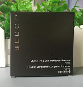 뜨거운 판매 Becca 반짝이는 피부 Perfector 누르면 Bronzers 형광펜 문스톤 오팔 로즈 골드 진주 최고 품질
