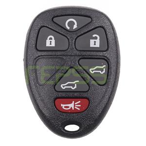 Novo Keyless Entry Fob Chave Do Carro Remoto para GMC Yukon 2007-2014 FCC: OUC60270