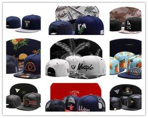 Livraison gratuite en gros-marque nouveau 2017 Cayler Sons Snapbacks casquettes de baseball hip hop hommes classiques CS16 HUSTLE noir