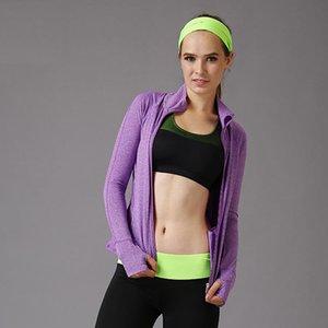Kadınlar yoga koşu sweatshirt pamuk komik spor üst trainning yaz tarzı tees egzersiz kazak bırak gemi