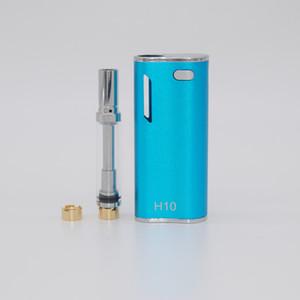 Taşınabilir CO2 Buharlaştırıcı H10 Ecigarette Mini CE3 Kutusu Mod Vaping 650 mah O-Kalem konsantresi Yağ Buhar Tankı VS V11 DHL ücretsiz