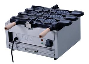 Ücretsiz kargo 3 adet Dondurma Taiyaki Maker Makinesi Balık koni Makinesi Satılık LLFA