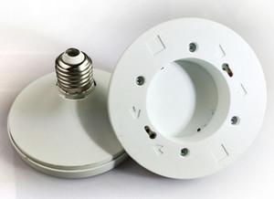 PBT Anti alev E27 GX70 için Lamba tutucu dönüştürücü led ampul için ampul