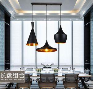 유럽 빈티지 스타일의 펜던트 조명 E27 기본 램프 droplight 조명 레스토랑 홈 장식 서스펜션 조명기구