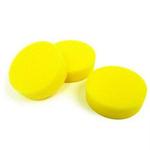 Washing Cleaning Towel Sponge car waxing sponge round small sponge 9.6X9.6X3cm