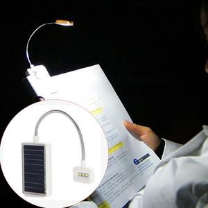 Clipe Ruocin Mini Solar LED Livro Luz Multi-Uso ajustável Led Table Lamp Para Suporte de música ou livro de leitura Luz LEG_21F
