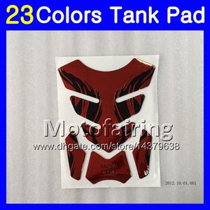 23Colors 3D Carbon Fiber Pad Protector per HONDA CBR250RR 90 91 92 93 94 MC22 CBR 250RR 1990 1991 1992 93 1994 3D Tappo serbatoio