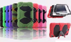 Heavy Duty ShockProof tablet case Rugged Impact Hybrid Tough Armor Case For Samsung Galaxy Tab 3 4 P3200 P5200 T330 T230 A T350 T550 T377 E