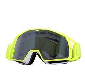 2017 NUEVO Racing Principal Pro Gafas Dirt Bike Motocross Gafas de Humo Motocicleta Casco Racing Gafas Off Road ATV MX Gafas