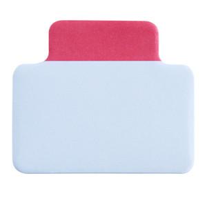 Wholesale- 4 adet / grup Sınıflandırma yapışkan notlar Mini sticker sınıflandırma için Memo pad Renk kitap işaretleyici Kırtasiye Ofis Okul malzemeleri F502