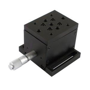정확한 수동 리프트의 PDV 판매 매뉴얼 연구소 잭 엘리베이터 광학 슬라이딩 리프트 5mm 여행 PT-SD404을 Z 축