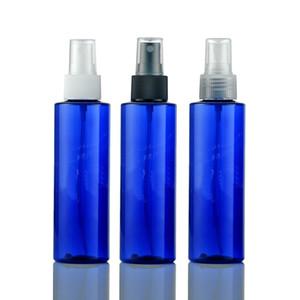 50pcs 150ml синий пустой распылитель ПЭТ-бутылки, 150cc многоразового использования спрей пластиковый контейнер PET, 5 унций дезодорант пластиковые бутылки спрей