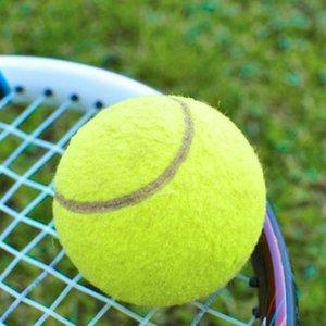 Yellow Tennis Balls Sports Tournament Outdoor Fun Cricket Beach Dog High Quality wholesale