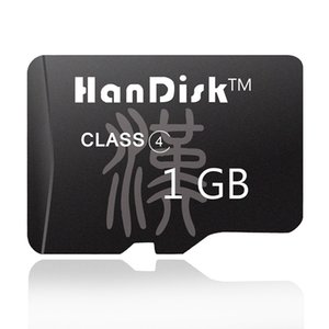 HanDisk Black Micro SD Card Quality Memory Card SDXC 1GB CE FCC certification TF Card XC