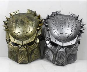 Alta qualidade avpr solitário Lobo Ferro MAirsoft BB Gun máscara e Máscara de paintball Máscara do exército airsoft