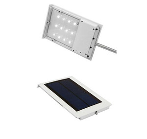 Waterproof Solar Powered Sensor Lighting Outdoor Path Wall Street Light Garden Lamp Emergency Lamp Solar Street Lights DHL