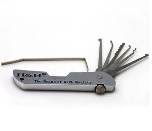 Alta qualità del fabbro Tools per HH piega raccogliere strumento, strumento di lucchetto, attrezzi del selezionamento della serratura A214