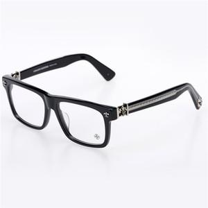 Brand-2017 Chrome Box lunch-a Oculos De Grau miopia Occhiali Miopia Frame Uomini Occhiali da vista Donna Occhiali Giappone Marca Telaio ottico