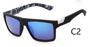 2020 Классический площади Модные солнцезащитные очки Мужчины Марка Cолнцезащитные очки Fox Google очки Мужчины солнцезащитные очки UV400 óculos Оптовая 7983.