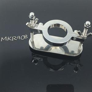 НОСИТЕЛЬ ДЛЯ НОЖЕЙ ИЗ Нержавеющей стали, Носилки мошонки из нержавеющей стали 35 мм, Разветвитель мяча с дробилкой, кольцо для мятежа