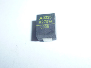 VARISTOR 430V 400A 3.225 -40 ° C ~ 85 ° C (TA) Montage en surface, MLCV TVS varistors MOVs 10PCS / LOT