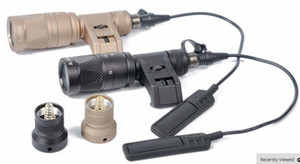 IFM CAM Linterna Caza Proyector Pistola impermeable Lanterna Flashtorch Luz Constante / Luz estroboscópica / Salida momentánea
