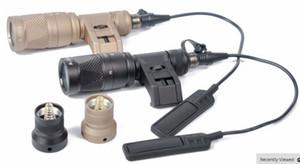 IFM CAM Flashlight Caccia Spotlight Pistola impermeabile Lanterna Flashtorch Luce Costante / Strobe / Uscita momentanea