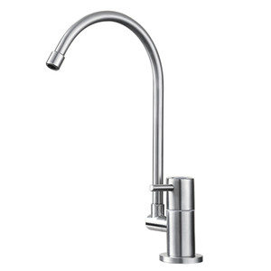 Wholesale- BLH 531 Healthy Stainless Steel Torneira De Cozinha Brushed Nickel Mini Kitchen Faucet Drinking Water Faucet Single Mixer Tap