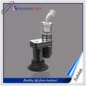 kanboro 510 ongles utiliser pour boîte mod meilleur cire coloré atomiseur Private label e ciga céramique bobine subdab 18350 verre dispositif de fumer