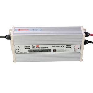 SANPU SMPS 400w LED Driver 12v 24v Alimentation à découpage à tension constante 110v 120v AC Transformateur à courant alternatif Ourdoor IP63